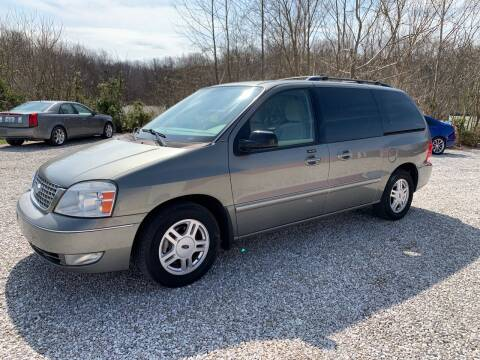 2005 Ford Freestar for sale at 64 Auto Sales in Georgetown IN