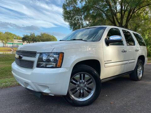 2008 Chevrolet Tahoe for sale at Powerhouse Automotive in Tampa FL