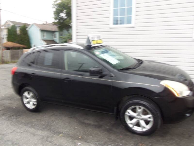 2008 Nissan Rogue for sale at Fulmer Auto Cycle Sales - Fulmer Auto Sales in Easton PA