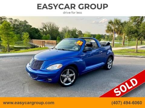 2005 Chrysler PT Cruiser for sale at EASYCAR GROUP in Orlando FL