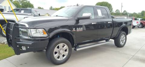 2018 RAM Ram Pickup 2500 for sale at Crossroads Auto Sales LLC in Rossville GA