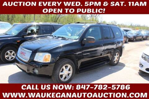 2005 GMC Envoy for sale at Waukegan Auto Auction in Waukegan IL
