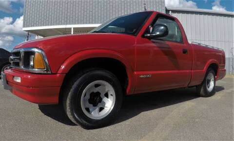 1994 Chevrolet S-10 for sale at Darryl's Trenton Auto Sales in Trenton TN