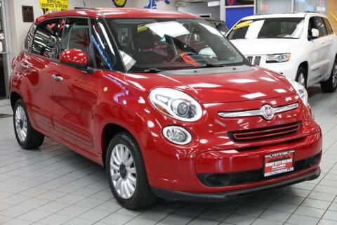 2014 FIAT 500L for sale at Windy City Motors in Chicago IL