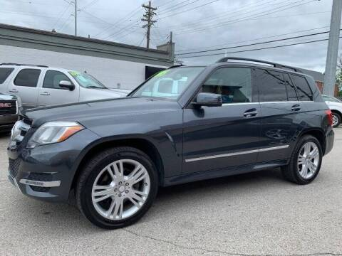 2013 Mercedes-Benz GLK for sale at Cj king of car loans/JJ's Best Auto Sales in Troy MI
