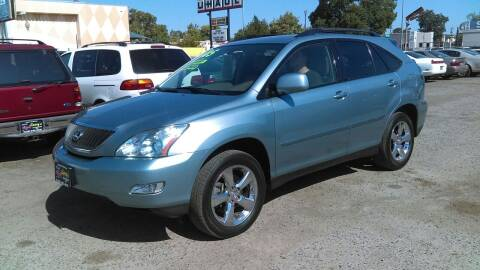 2005 Lexus RX 330 for sale at Larry's Auto Sales Inc. in Fresno CA