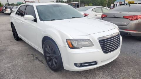 2014 Chrysler 300 for sale at Mars auto trade llc in Kissimmee FL