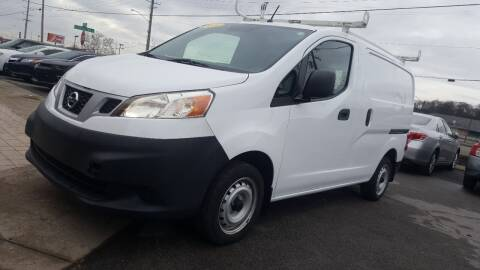 2014 Nissan NV200 for sale at A & A IMPORTS OF TN in Madison TN