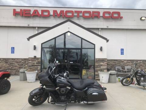 2021 Kawasaki Vulcan 1700 Vaquero ABS for sale at Head Motor Company - Head Indian Motorcycle in Columbia MO