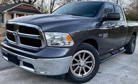 2015 RAM Ram Pickup 1500 for sale at E-Z Auto Finance in Marietta GA