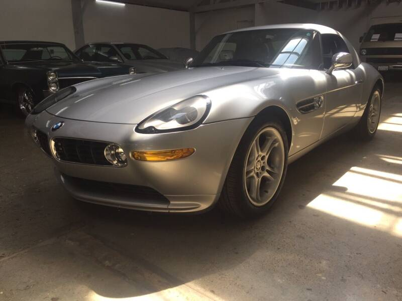 2001 BMW Z8 for sale at Milpas Motors Auto Gallery in Ventura CA
