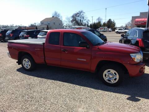 2010 Toyota Tacoma for sale at Economy Motors in Muncie IN