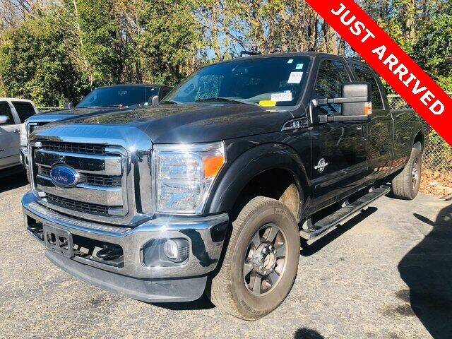 2016 Ford F-350 Super Duty for sale at Brandon Reeves Auto World in Monroe NC