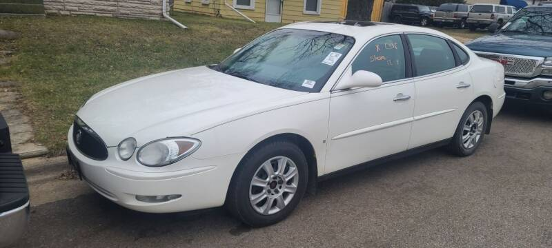 2007 Buick LaCrosse for sale at Steve's Auto Sales in Madison WI