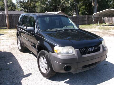 2006 Ford Escape for sale at Straight Line Motors LLC in Fort Wayne IN