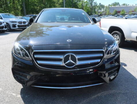 2020 Mercedes-Benz E-Class for sale at Southern Auto Solutions - BMW of South Atlanta in Marietta GA