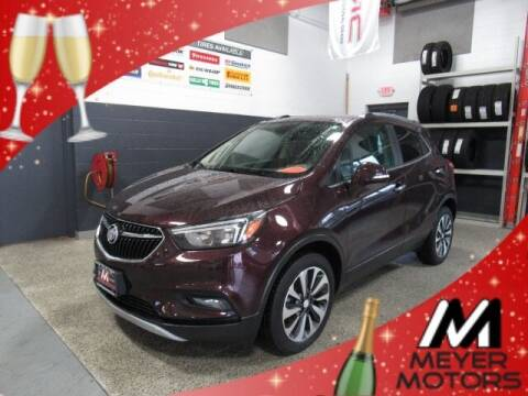 2018 Buick Encore for sale at Meyer Motors in Plymouth WI