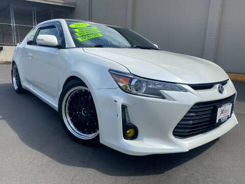 2015 Scion tC for sale at Xtreme Truck Sales in Woodburn OR