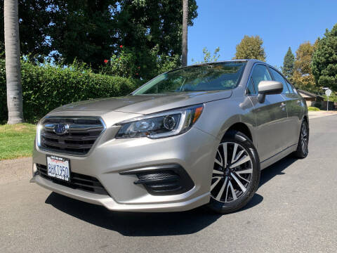 2019 Subaru Legacy for sale at Valley Coach Co Sales & Lsng in Van Nuys CA
