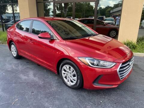 2017 Hyundai Elantra for sale at Premier Motorcars Inc in Tallahassee FL