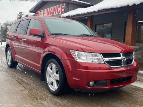 2010 Dodge Journey for sale at Affordable Auto Sales in Cambridge MN