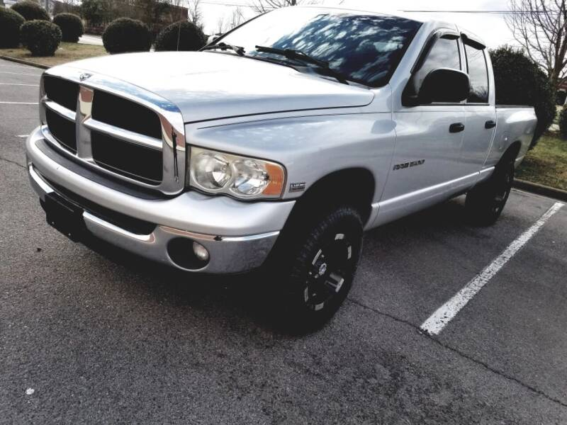 2004 Dodge Ram Pickup 1500 for sale at Tennessee Auto Brokers LLC in Murfreesboro TN