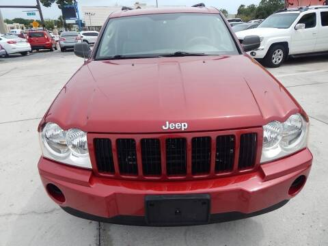 2006 Jeep Grand Cherokee for sale at Auto Outlet of Sarasota in Sarasota FL