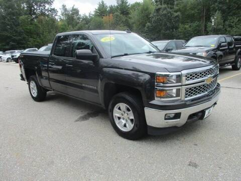 2015 Chevrolet Silverado 1500 for sale at MC FARLAND FORD in Exeter NH