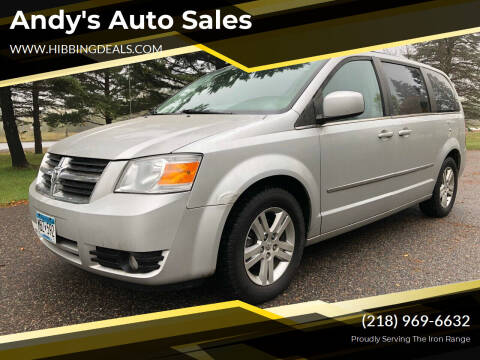 2010 Dodge Grand Caravan for sale at Andy's Auto Sales in Hibbing MN