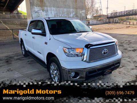2012 Toyota Tundra for sale at Marigold Motors, LLC in Pekin IL