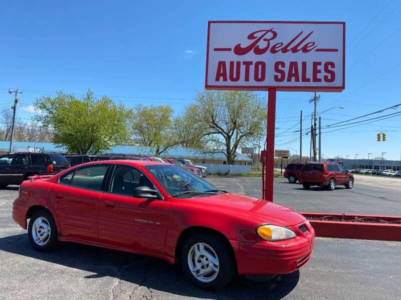 2001 Pontiac Grand Am for sale in Elkhart, IN