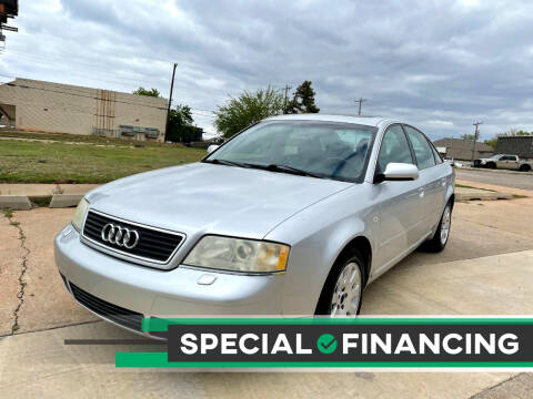 2001 Audi A6 for sale at Automay Car Sales in Oklahoma City OK