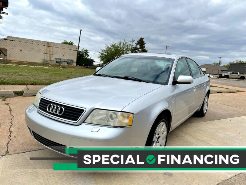 2001 Audi A6 for sale in Oklahoma City, OK