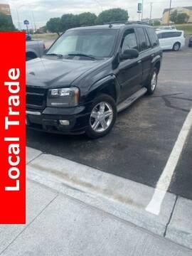 2008 Chevrolet TrailBlazer for sale at MIDWAY CHRYSLER DODGE JEEP RAM in Kearney NE