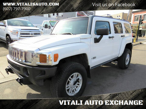 2006 HUMMER H3 for sale at VITALI AUTO EXCHANGE in Johnson City NY