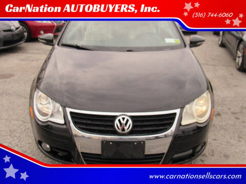 2009 Volkswagen Eos for sale at CarNation AUTOBUYERS, Inc. in Rockville Centre NY