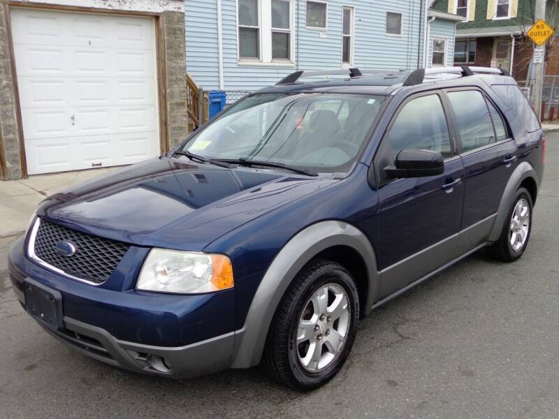 2007 Ford Freestyle for sale at Broadway Auto Sales in Somerville MA