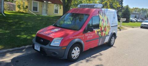 2011 Ford Transit Connect for sale at Steve's Auto Sales in Madison WI