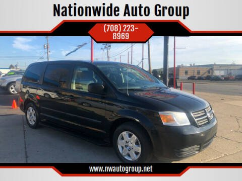2008 Dodge Grand Caravan for sale at Nationwide Auto Group in Melrose Park IL