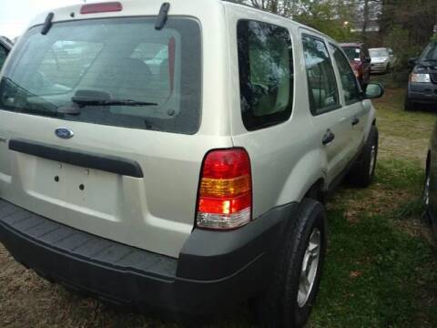 2006 Ford Escape for sale at IMPORT MOTORSPORTS in Hickory NC