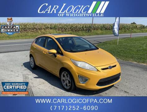 2012 Ford Fiesta for sale at Car Logic in Wrightsville PA