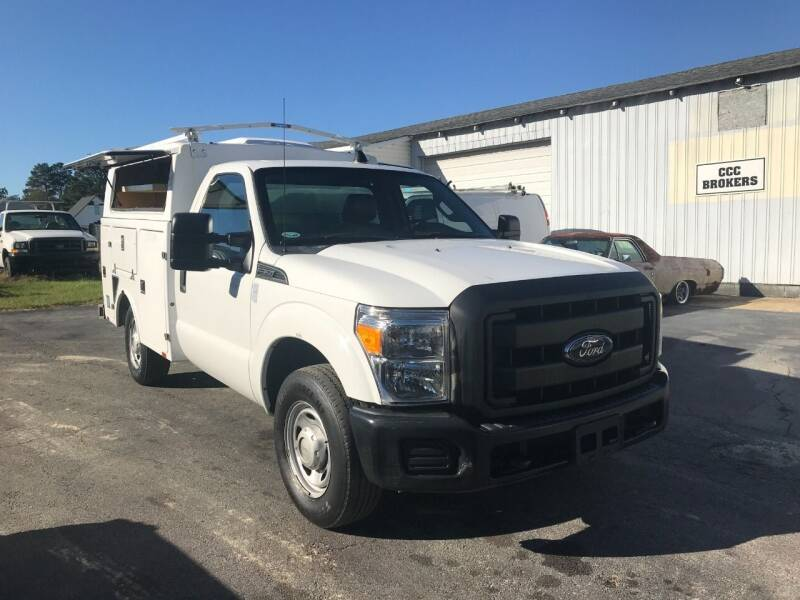 2013 Ford F-350 Super Duty for sale at Auto Connection 210 LLC in Angier NC