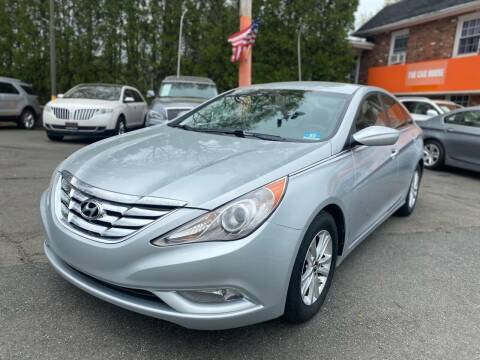 2013 Hyundai Sonata for sale at Bloomingdale Auto Group in Bloomingdale NJ