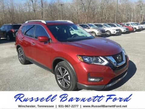 2019 Nissan Rogue for sale at Oskar  Sells Cars in Winchester TN