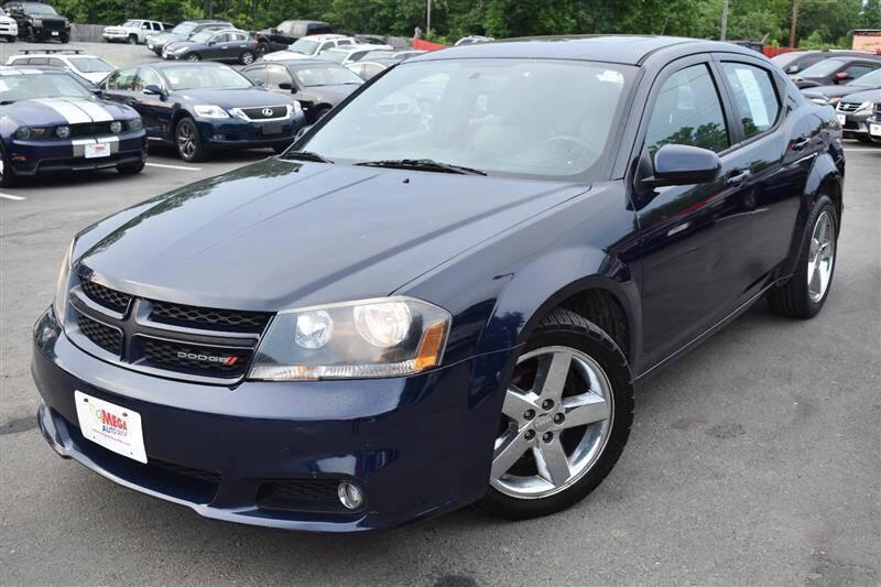 2014 Dodge Avenger for sale in Stafford, VA