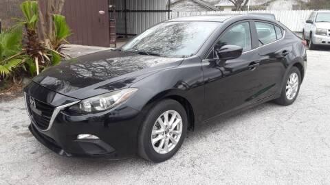2016 Mazda MAZDA3 for sale at RICKY'S AUTOPLEX in San Antonio TX