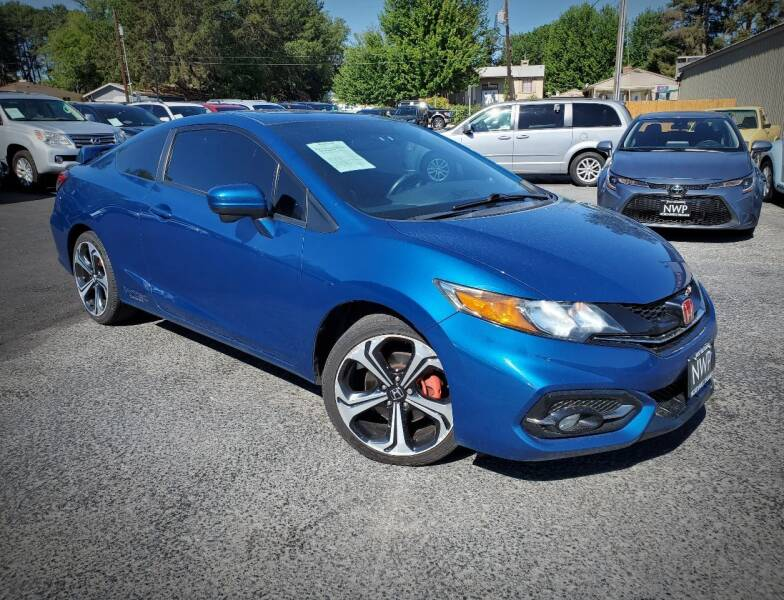 2015 Honda Civic for sale at Northwest Premier Auto Sales in West Richland And Kennewick WA