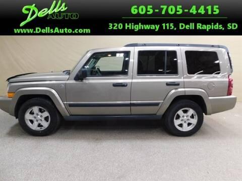 2006 Jeep Commander for sale at Dells Auto in Dell Rapids SD