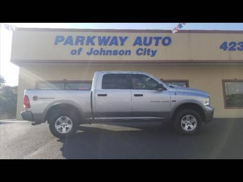 2011 RAM Ram Pickup 1500 for sale at PARKWAY AUTO SALES OF BRISTOL in Bristol TN