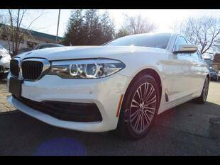 2019 BMW 5 Series for sale at Rockland Automall - Rockland Motors in West Nyack NY
